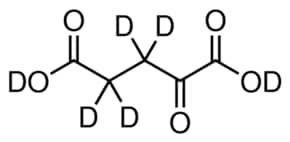 2-Ketoglutaric acid-d6 98 atom % D, 99% (CP)