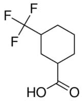 3-(trifluoromethyl)cyclohexane-1-carboxylic acid