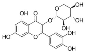 Quercetin-3-D-xyloside