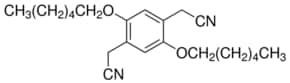 2,5-Bis(hexyloxy)benzene-1,4-diacetonitrile