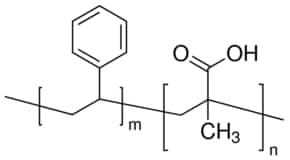 Poly(styrene-co-methacrylic acid