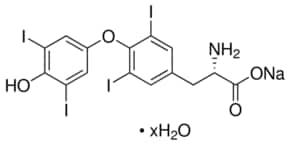 Levothyroxine Sodium Hydrate Pestanal Analytical Standard