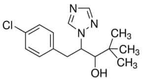 alpha tert Butyl beta 4 chlorobenzyl 1H 1 2 4 triazole 1 ethanol