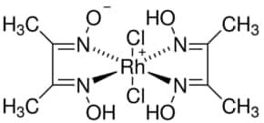 Dichloro dimethylglyoximato dimethylglyoxime rhodium III