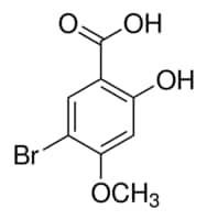 5 Bromo 2 Hydroxy 4 Methoxybenzoic Acid 97