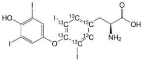 L Thyroxine 13c6 Solution 100 Mg Ml In Methanol With 0 1n Nh3