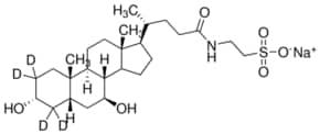 Sodium tauroursodeoxycholate-2,2,4,4-d4