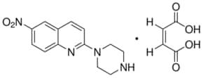 6-Nitroquipazine maleate salt