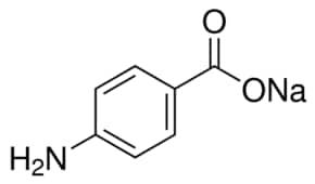 4-Aminobenzoic acid sodium salt