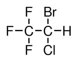 2-Bromo-2-chloro-1,1,1-trifluoroethane