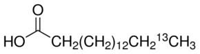Palmitic acid-16-13C