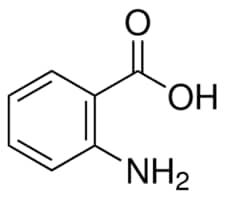 Anthranilic acid reagent grade, >= 98 % | 118-92-3 | Sigma-Aldrich