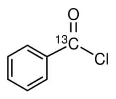 Benzoyl chloride-α-13C