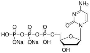 2′-Deoxycytidine 5′-triphosphate disodium salt