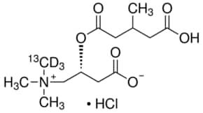 3-Methylglutaryl-L-carnitine-(methyl-13C,d3) hydrochloride