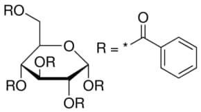 α-D-Glucopyranose pentabenzoate