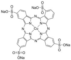 Copper phthalocyanine-3,4′,4″,4″′-tetrasulfonic acid tetrasodium salt