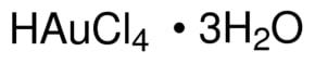 Gold(III) chloride trihydrate