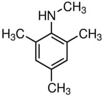 N Methylaniline Structure 2,4,6-Trimethyl-N-meth...