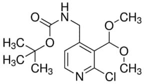 tert-Butyl (2-chloro-3-(dimethoxymethyl)pyridin-4-yl)methylcarbamate
