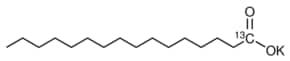 Potassium palmitate-1-13C
