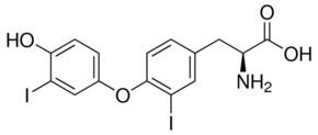 L Thyroxine Powder Bioreagent Cellculture 51 48 9 Sigma Aldrich