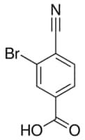 3-Bromo-4-cyanobenzoic acid