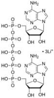 P1,P5-Di(adenosine-5′) pentaphosphate trilithium salt