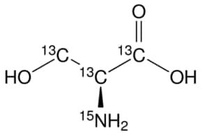 L-Serine-13C3,15N