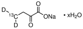 2-Ketobutyric acid-4-13C,4,4-d2 sodium salt hydrate