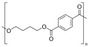 Poly(1,4-butylene terephthalate) average Mv ~38,000, pellets ...