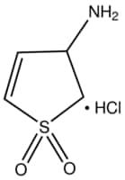 (1,1-Dioxido-2,3-dihydro-3-thienyl)amine hydrochloride