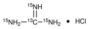 Guanidine-13C,15N3 hydrochloride