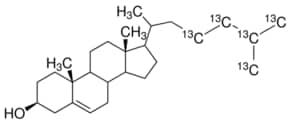 Cholesterol-23,24,25,26,27-13C5