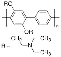 Poly{[2,5-bis(2-(N,N-diethylamino)ethoxy)-1,4-phenylene]-alt-1,4-phenylene}