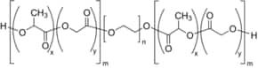 Poly(lactide-co-glycolide)-block-poly(ethylene glycol)-block-poly(lactide-co-glycolide)