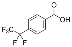 4-(1,1,2,2,2-Pentafluoroethyl)benzoic acid