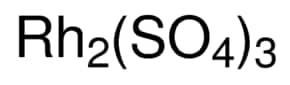 Rhodium(III) sulfate solution