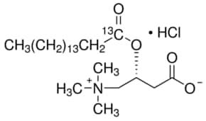 Palmitoyl-1-13C-L-carnitine hydrochloride
