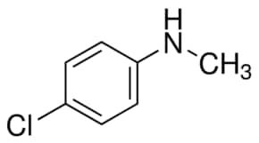 N Methylaniline Structure 4-Chloro-N-methylanili...