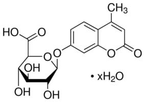4-Methylumbelliferyl-β-D-glucuronide hydrate