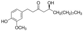 [10]-Gingerol, analytical standard