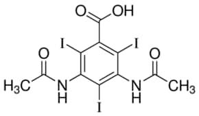 Diatrizoic acid dihydrate