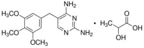 Trimethoprim lactate salt