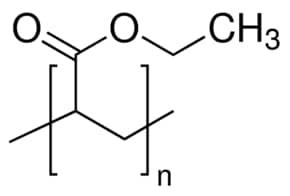 Poly(ethyl acrylate) solution