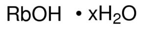 Rubidium hydroxide hydrate
