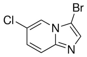 3-Bromo-6-chloroimidazo[1,2-a]pyridine