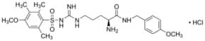 Nω-(4-Methoxy-2,3,6-trimethylbenzenesulfonyl)-L-arginine-4-methoxybenzylamide hydrochloride