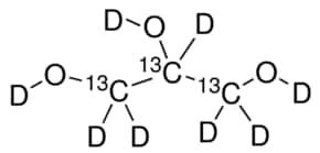 Glycerol-13C3, d8