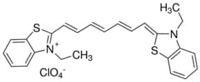 3,3′-Diethylthiatricarbocyanine perchlorate